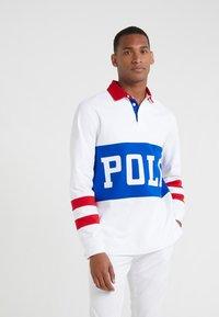 Polo Ralph Lauren - RUSTIC - Polo - white/multi - 0