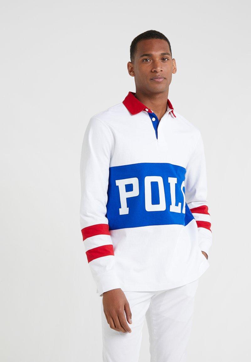 Polo Ralph Lauren - RUSTIC - Polo - white/multi