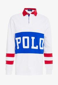 Polo Ralph Lauren - RUSTIC - Polo - white/multi - 3