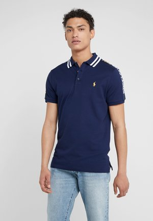 STRETCH - Polo - french navy