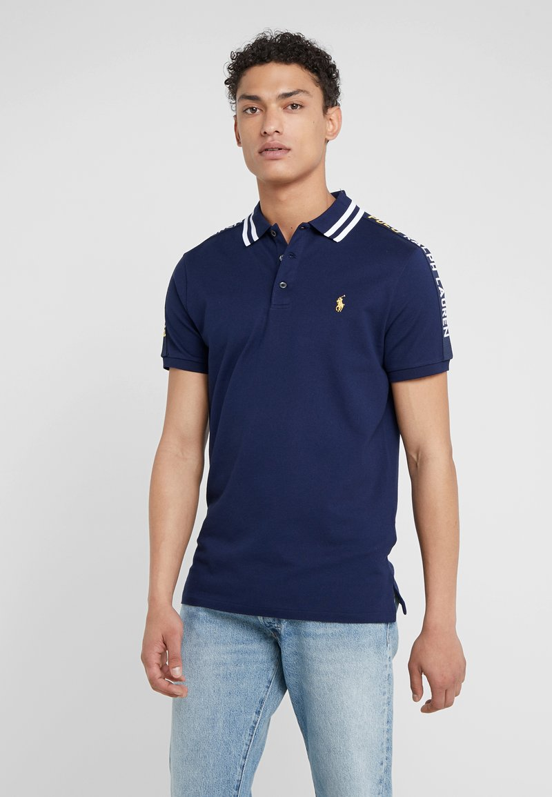 Polo Ralph Lauren - STRETCH - Poloshirt - french navy