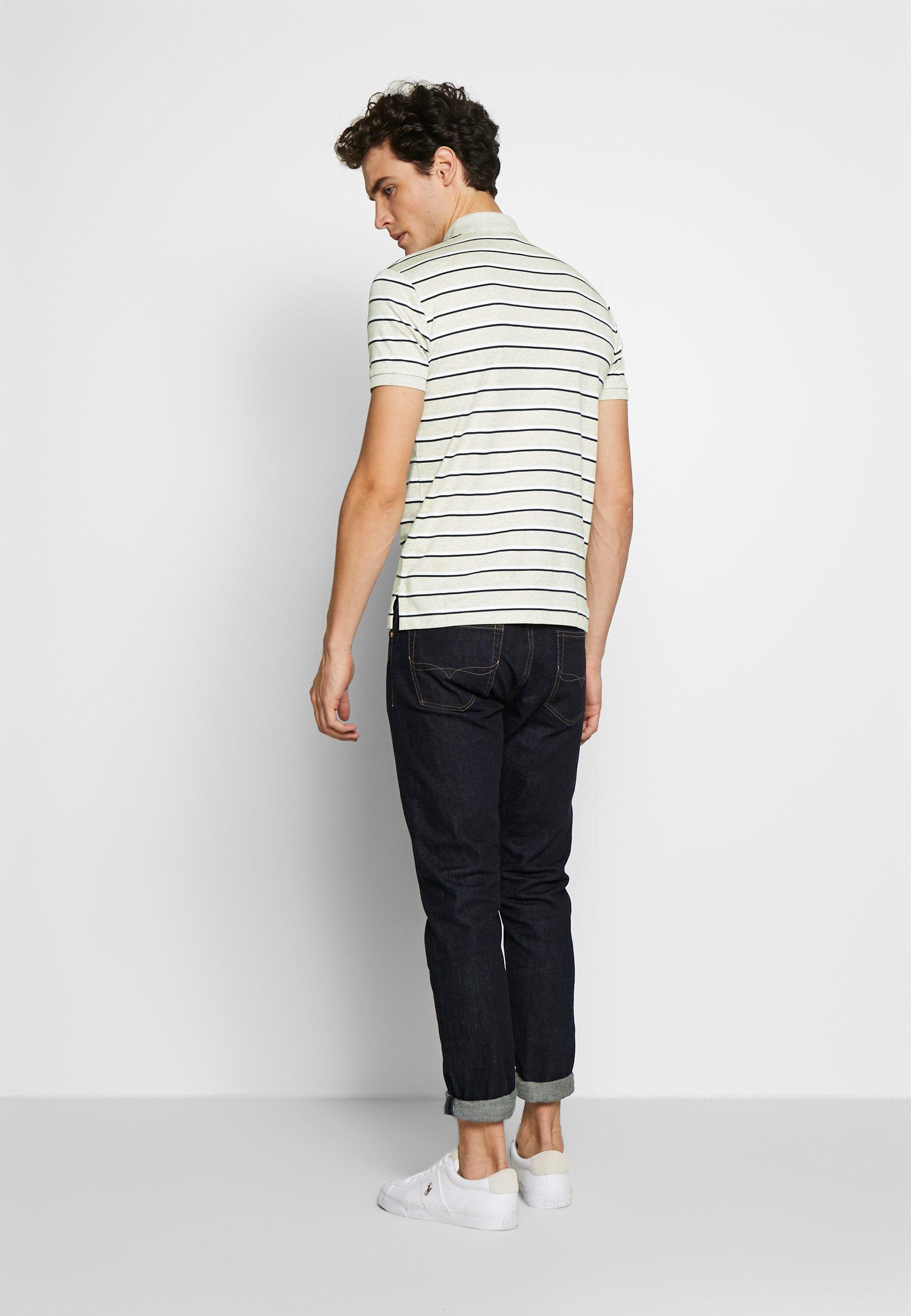 Polo Ralph Lauren PIMA - Poloskjorter - grey