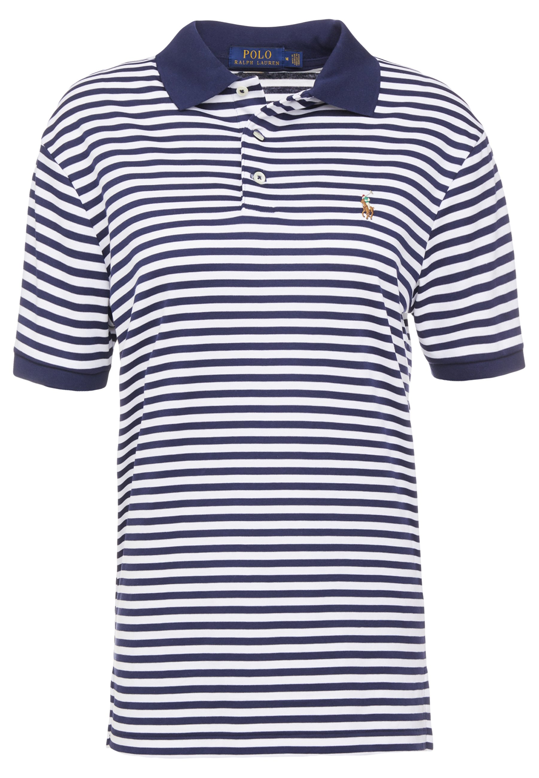 Polo Ralph Lauren Pima - Piké French Navy/multi-coloured