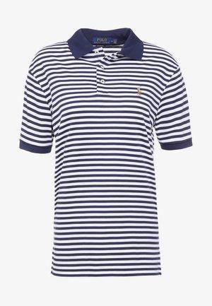 PIMA - Koszulka polo - french navy/white