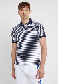 Polo Ralph Lauren - PIMA - Koszulka polo - french navy/white - 0