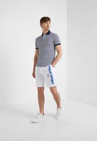 Polo Ralph Lauren - PIMA - Koszulka polo - french navy/white - 1