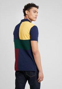 Polo Ralph Lauren - BASIC  - Polo shirt - gold bugle/multi - 2