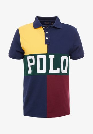 BASIC  - Polo shirt - gold bugle/multi