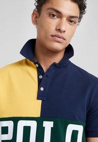 Polo Ralph Lauren - BASIC  - Polo shirt - gold bugle/multi - 4