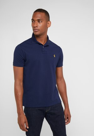 BASIC SLIM FIT - Poloshirt - cruise navy