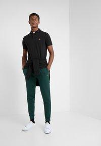 Polo Ralph Lauren - BASIC SLIM FIT - Pikeepaita - black - 1