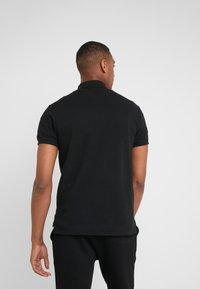 Polo Ralph Lauren - BASIC CUSTOM SLIM FIT - Polo shirt - black - 2