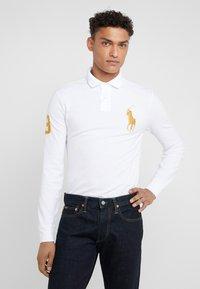 Polo Ralph Lauren - BASIC - Poloskjorter - white - 0