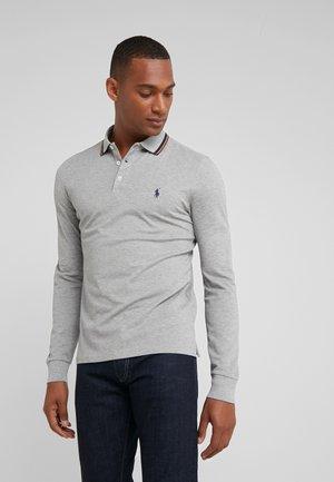 Polo shirt - andover heather