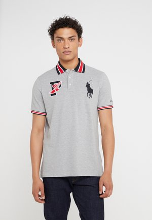 BASIC  - Polo - andover heather