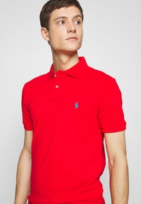 Polo Ralph Lauren - BASIC - Polo - african red - 4