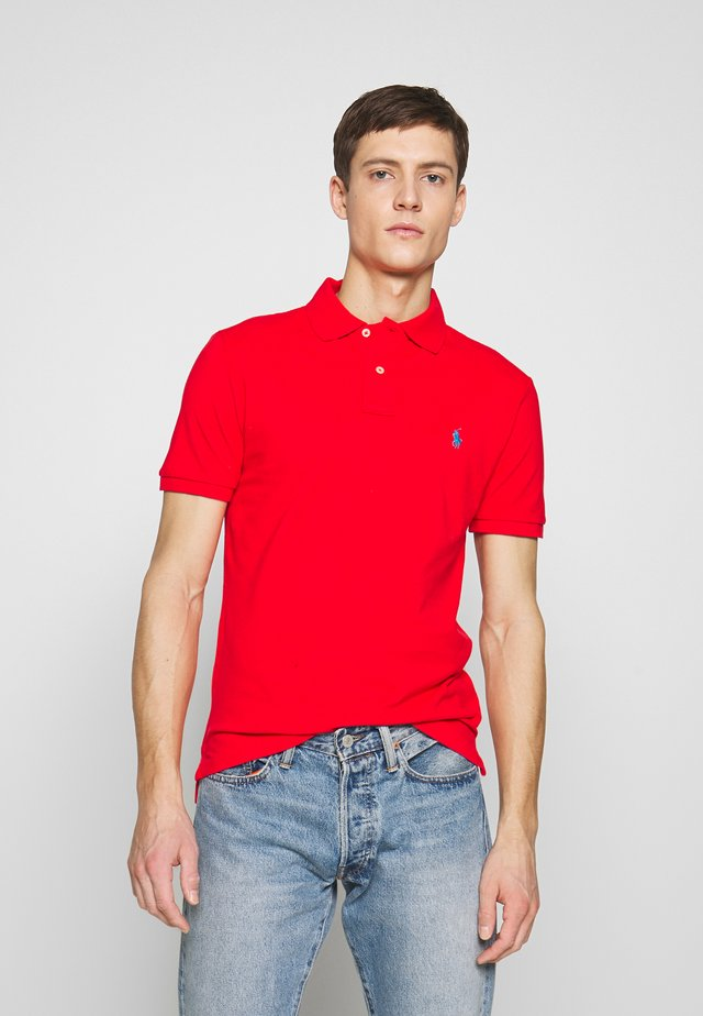 Poloshirt - african red