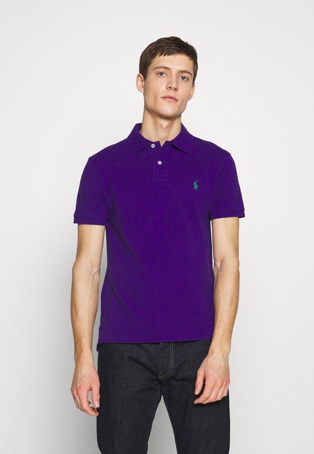 BASIC - Polo - chalet purple