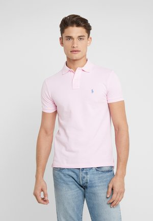 BASIC - Polo - carmel pink