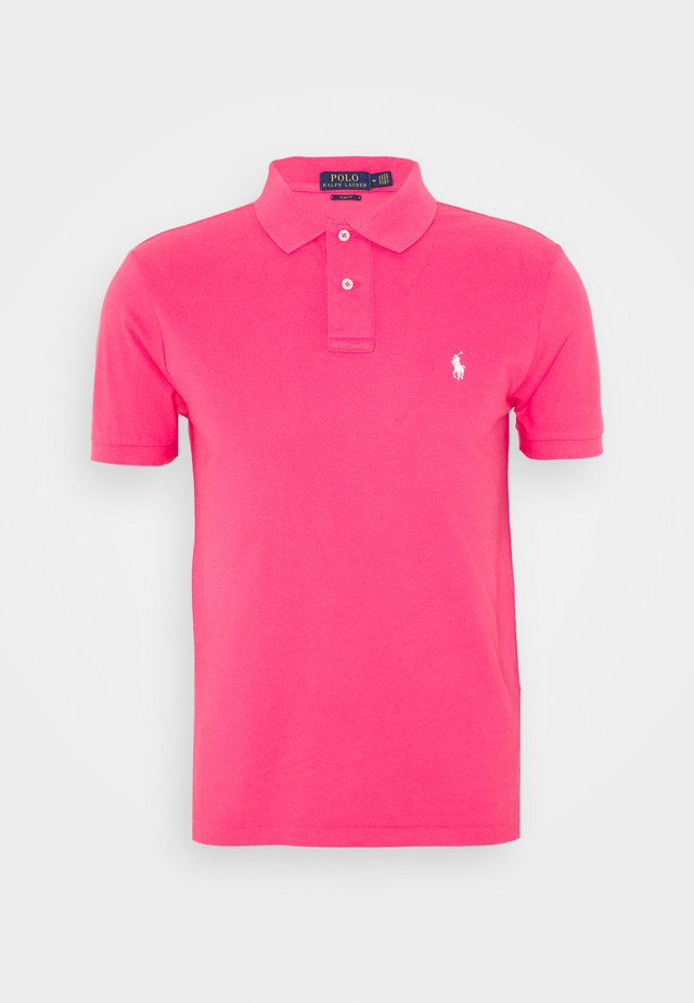 BASIC - Polo - hot pink