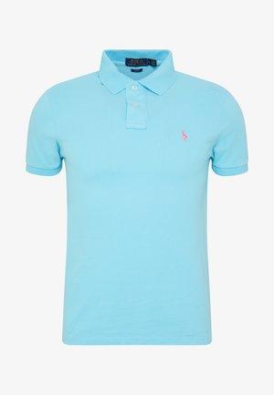 BASIC - Polo - french turquoise