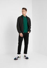 Polo Ralph Lauren - BASIC SLIM FIT - Koszulka polo - green - 1