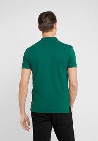 Polo Ralph Lauren - BASIC SLIM FIT - Koszulka polo - green - 2