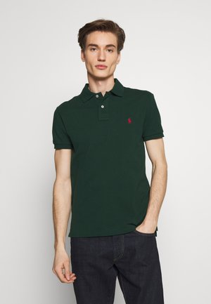 BASIC SLIM FIT - Polo shirt - college green