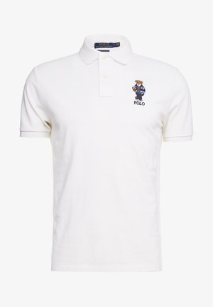 BASIC - Polo shirt - deckwash white