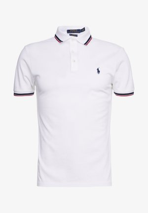 STRETCH - Poloshirt - white