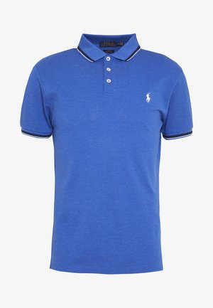 STRETCH - Polo - dockside blue