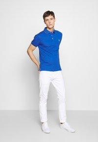 Polo Ralph Lauren - STRETCH - Polo - dockside blue - 1