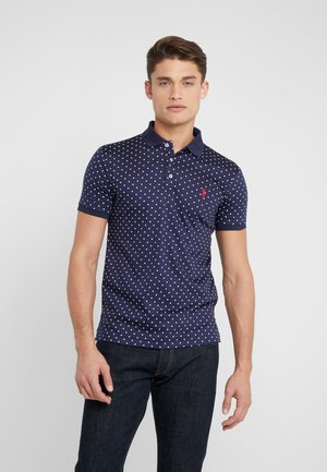 SOFT TOUCH - Polo shirt - blue