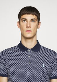Polo Ralph Lauren - SOFT TOUCH - Polo - french navy/multi - 3