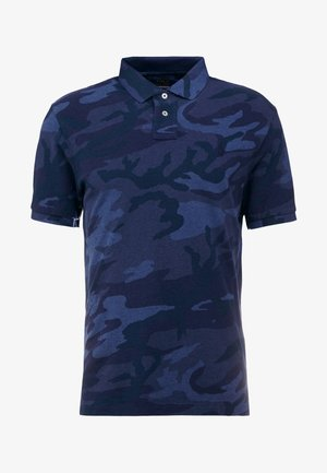 BASIC - Polo shirt - blue heat