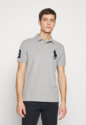 Poloskjorter - grey heather