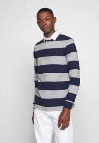 Polo Ralph Lauren - RUSTIC - Polo - league heather - 0