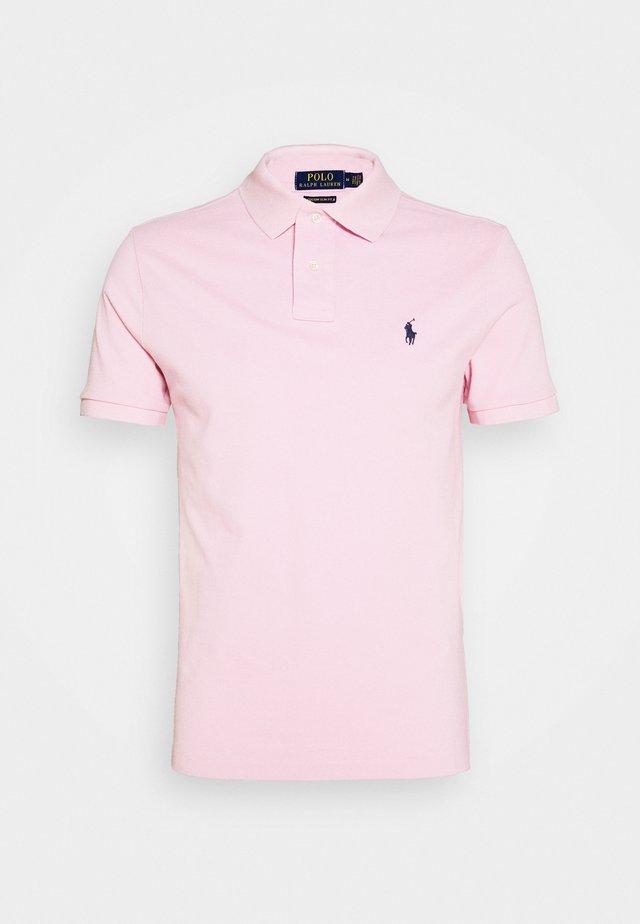 BASIC - Polo - garden pink