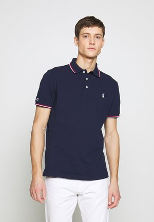 BASIC - Poloshirts - cruise navy