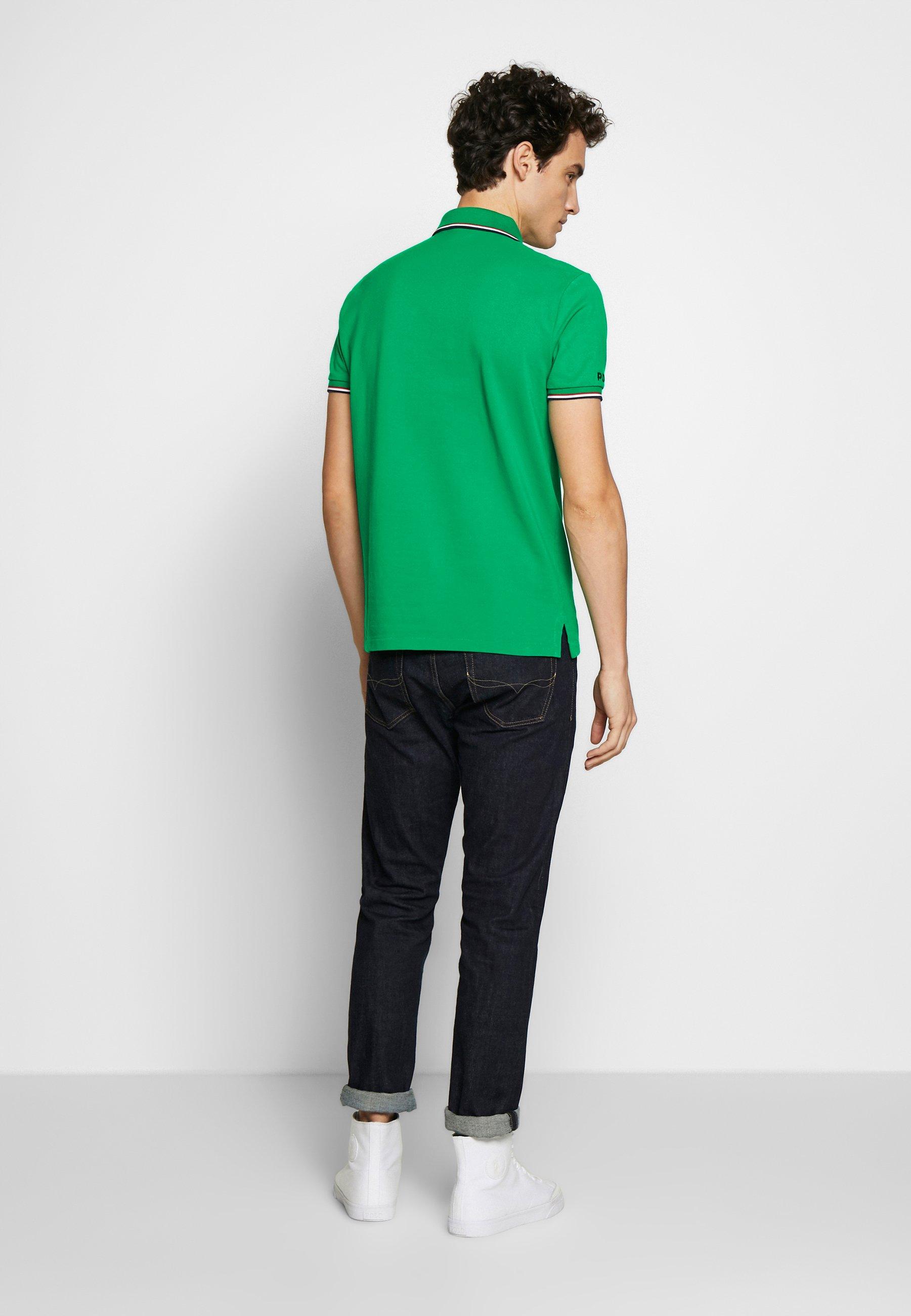 Polo Ralph Lauren BASIC - Koszulka polo - chroma green