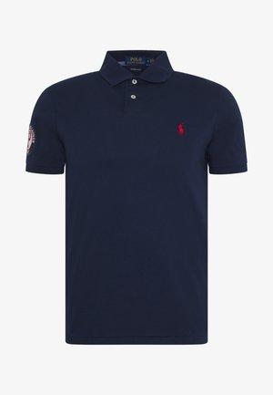 Poloshirts - cruise navy