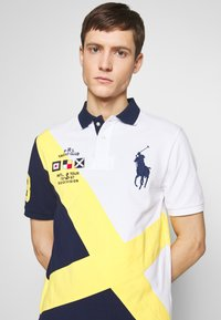 Polo Ralph Lauren - BASIC - Polotričko - white - 5