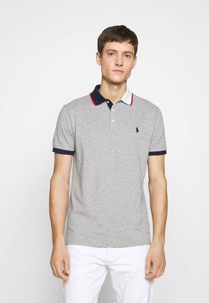 Polo - grey heather