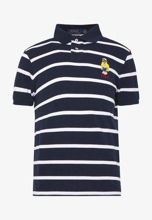 Koszulka polo - cruise navy/white
