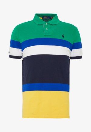 Polo - chroma green