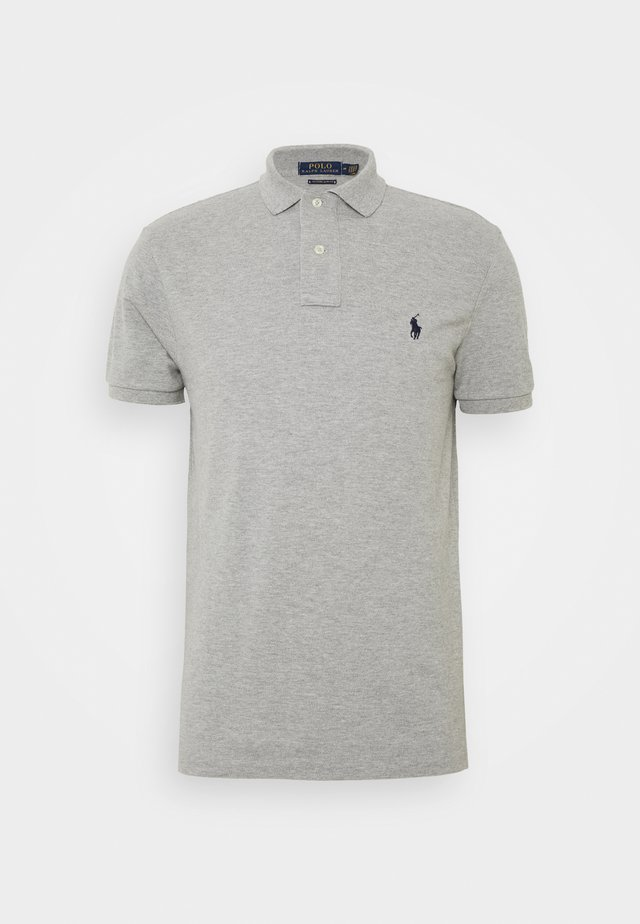 BASIC  - Poloshirt - mottled grey