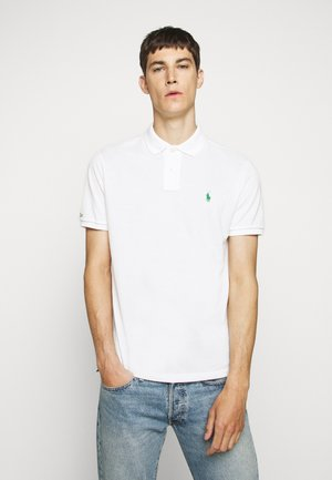 Polo shirt - trophy cream
