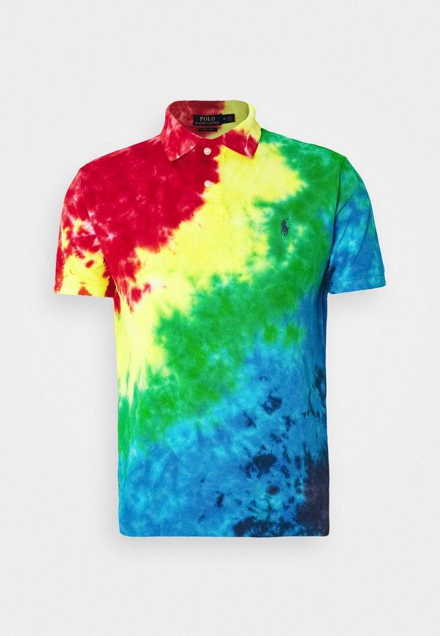Poloshirt - multi-coloured