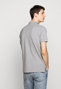 Polo Ralph Lauren - SHORT SLEEVE - Poloskjorter - mottled grey - 2
