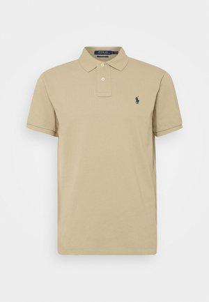 SHORT SLEEVE - Polo shirt - boating khaki